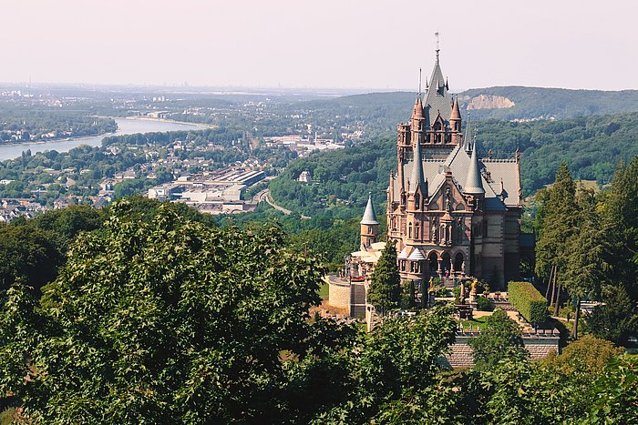Castle Drachenburg