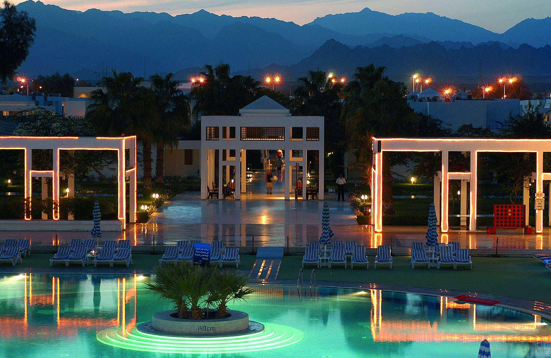 maritim jolie ville hotel and casino sharm el sheikh