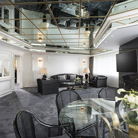 Suite Luxury | Maritim Hotel Bonn