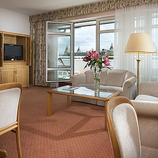 Suite Junior | Maritim Hotel Bad Wildungen