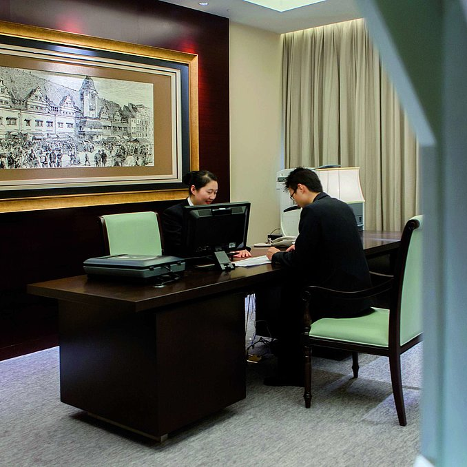 Centre d'affaires | Maritim Hotel Changzhou