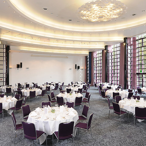 Saal Bordward | Maritim Hotel & Congress Centrum Bremen