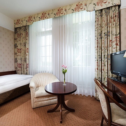 Classic room | Maritim Hotel Bad Wildungen