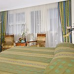 "Standard room in the ""Sport Area"" 