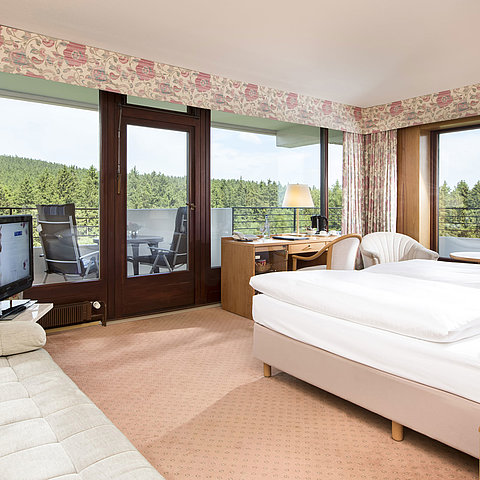 Camera Superior Plus | Maritim Hotel Braunlage