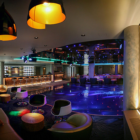 Night Club | Maritim Hotel Paradise Blue Albena