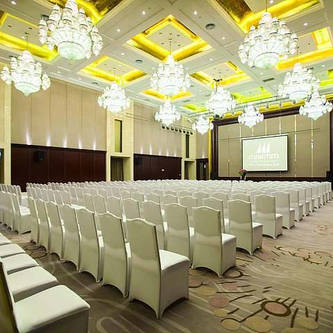 Meeting room | Maritim Hotel Changzhou