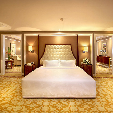 Executive suite | Maritim Hotel Shenyang