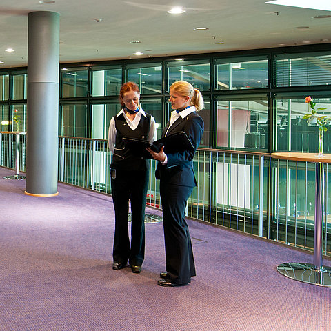 Foyer ICD | Maritim Hotel & Internationales Congress Center Dresden
