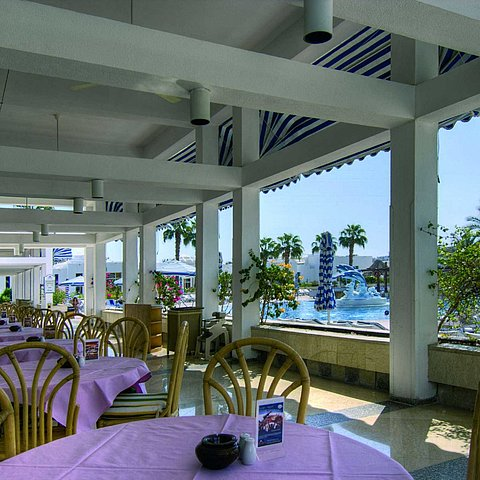 Pool Terrace | Maritim Hotel Sharm El Sheikh