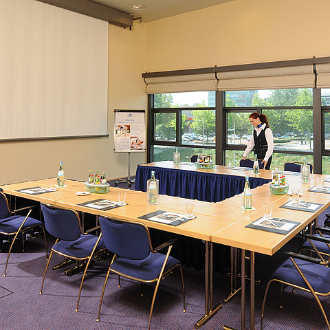 Salle de reunion ICD | Maritim Hotel & Internationales Congress Center Dresden