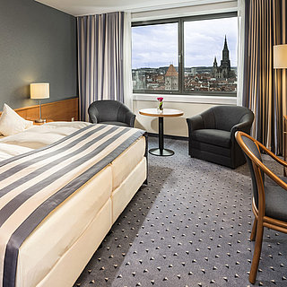 Superior rooms | Maritim Hotel Ulm