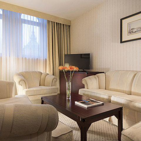 Junior suite | Maritim Hotel Mannheim