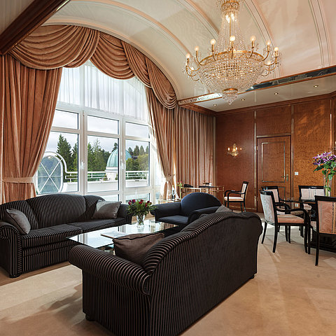 Presidential suite | Maritim Hotel Bad Wildungen