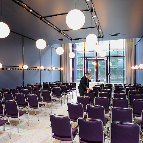 Saal London | Maritim Hotel & Congress Centrum Bremen