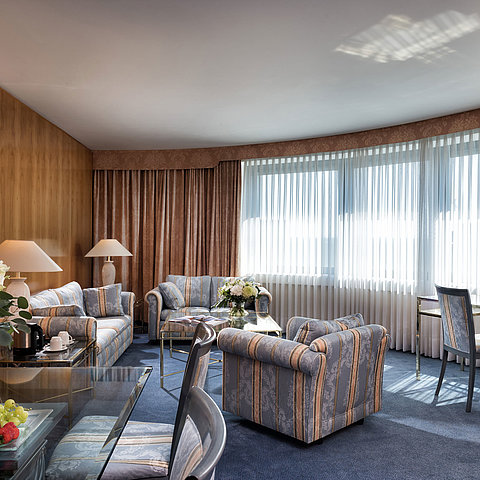 Master suite | Maritim Airport Hotel Hannover