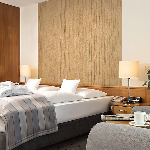 Chambre Superior | Maritim Airport Hotel Hannover