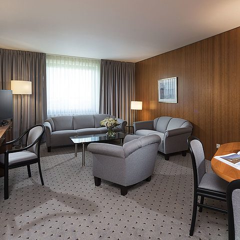 Suite Junior | Maritim Airport Hotel Hannover